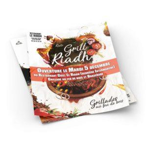 Grill Le Riadh